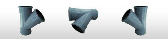 PVC T-stuk 45gr SN4, 3 x mof (110 t'm 315mm)