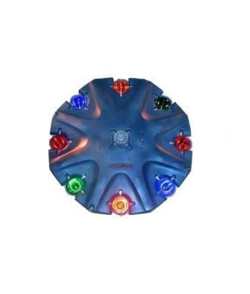 AquaMaster Verlichtingsset (RVS) 4 x 250 watt