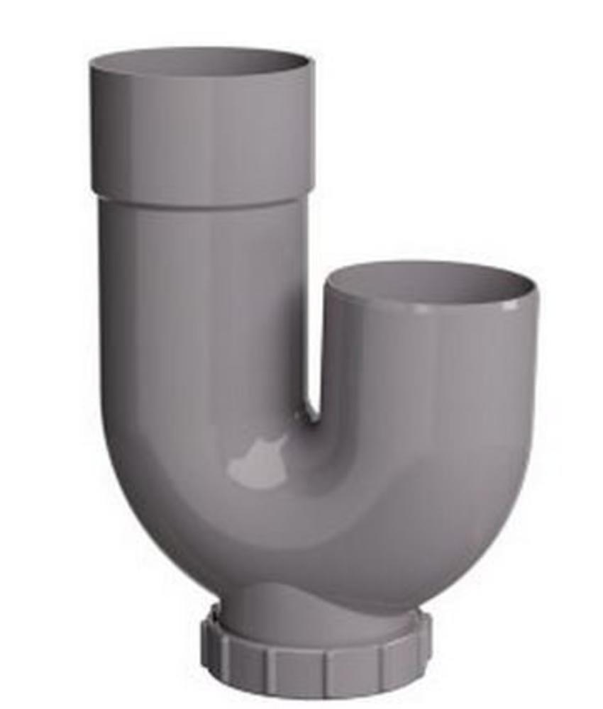 PVC HWA sifon - 80 x 80 mm