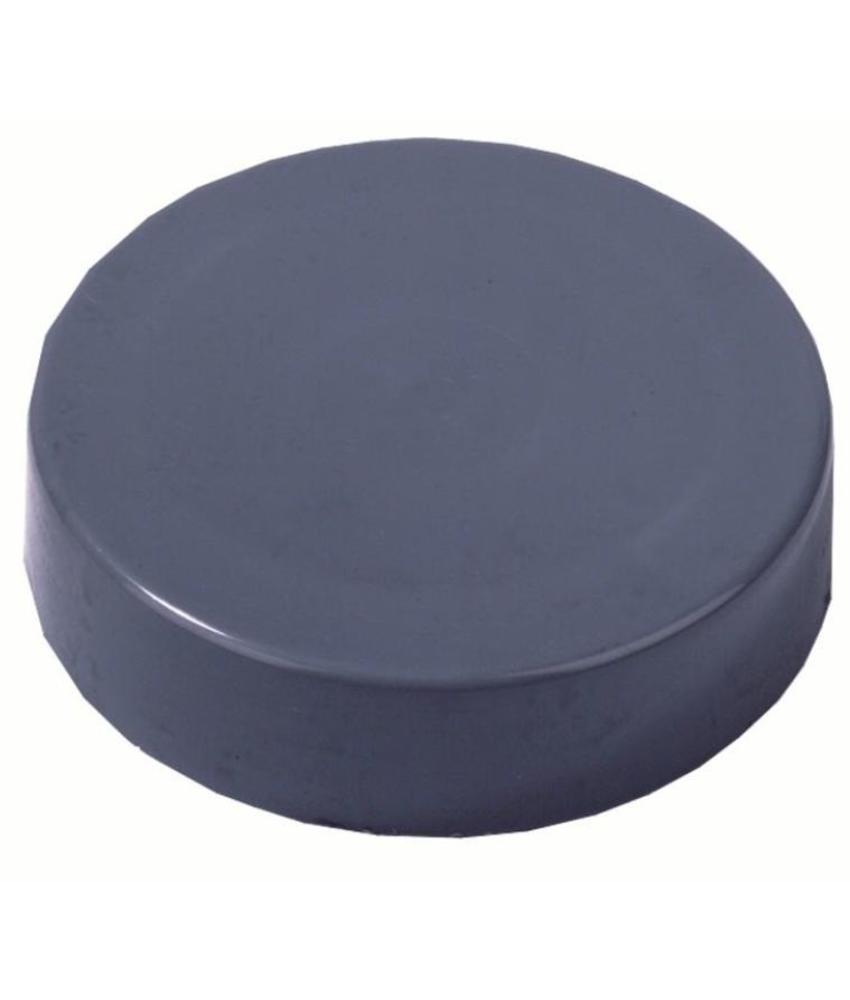 PVC afsluitkap SN4, 125 mm lijm
