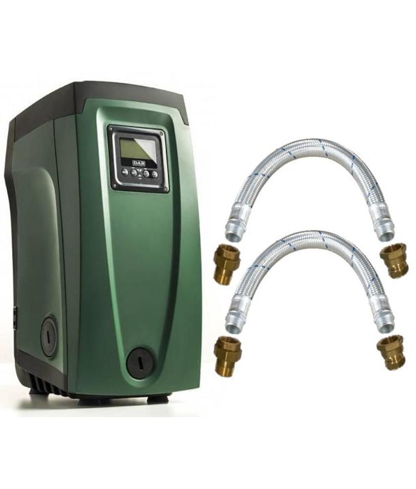 DAB E.sybox hydrofoorpomp inclusief voordrukbeveiliging (geschikt voor drinkwater)