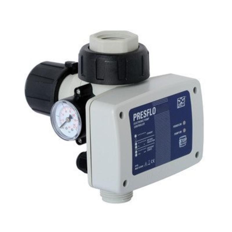 DG Flow Presflo PF1215 - 1,5PK / 1,1kW | met manometer