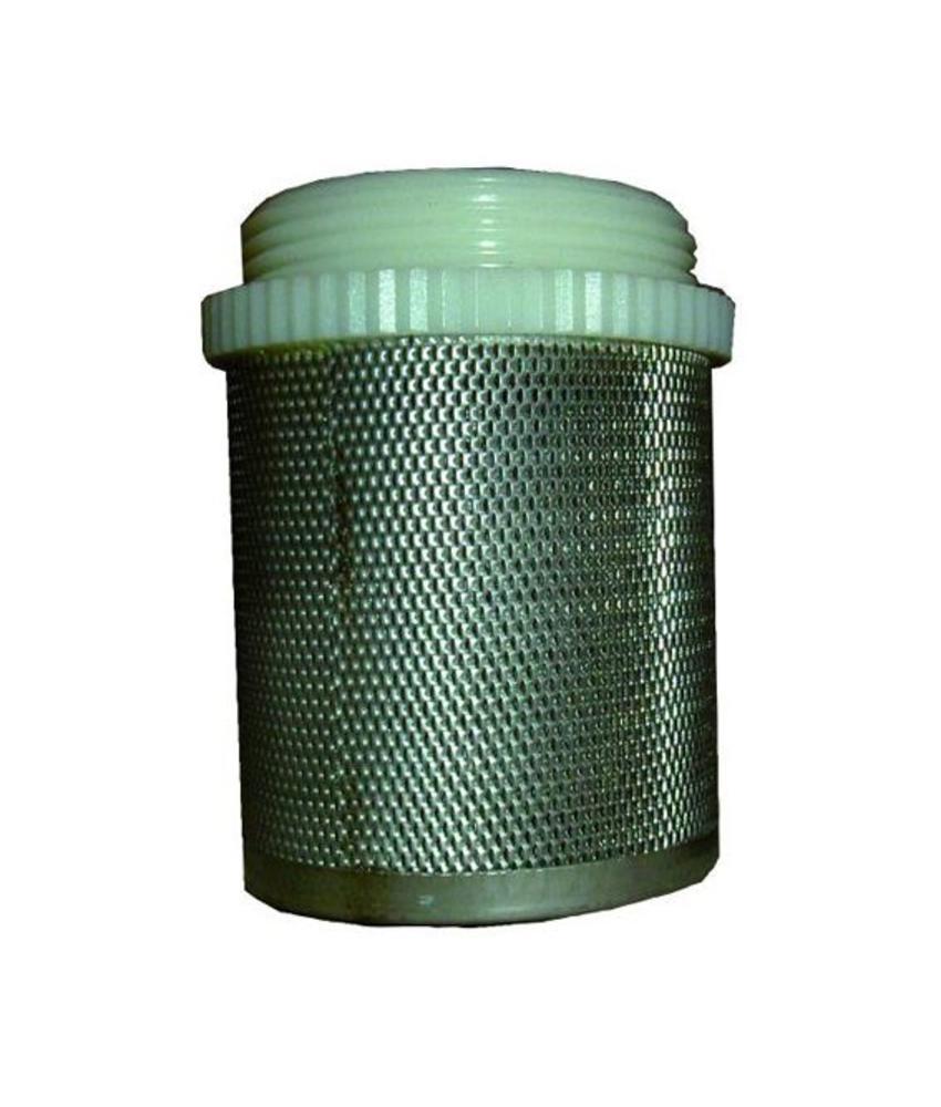 RVS filterkorf 2''