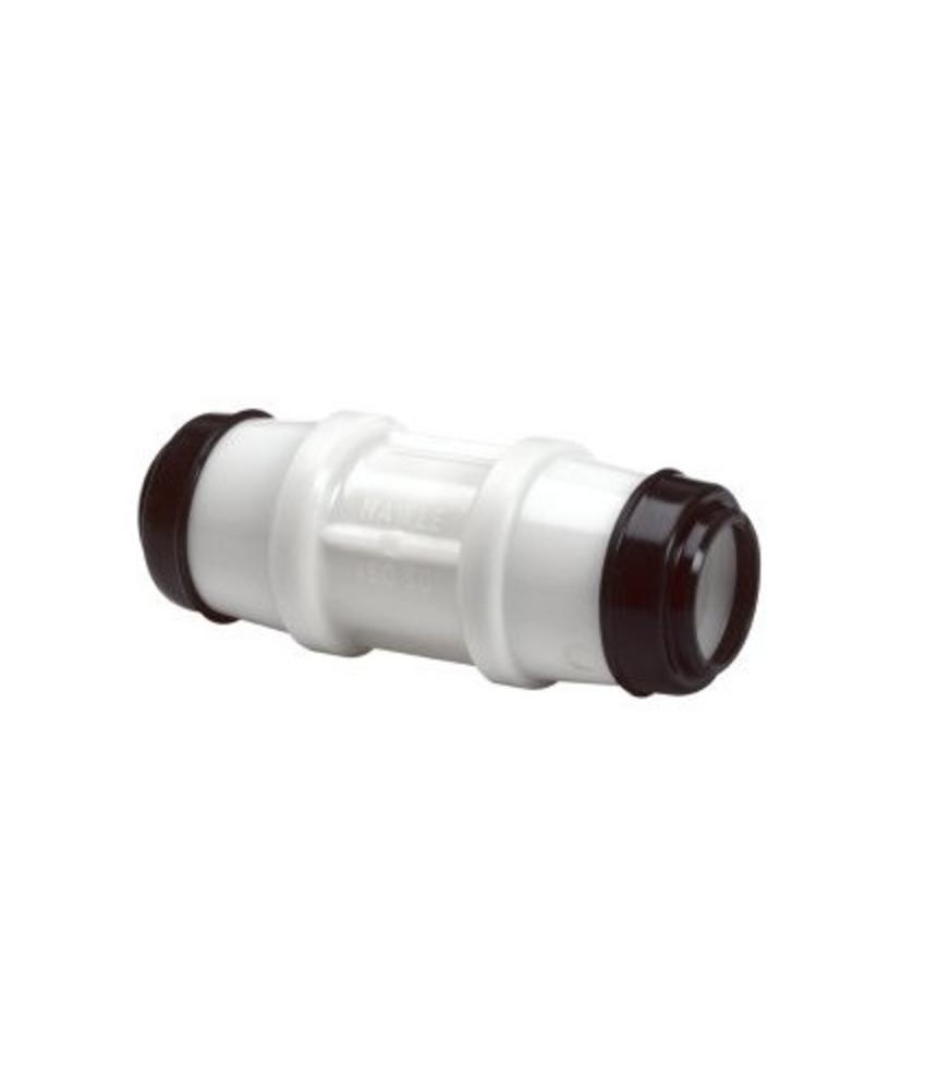 Hawle koppeling GASTEC - 50 mm | 2 x steek