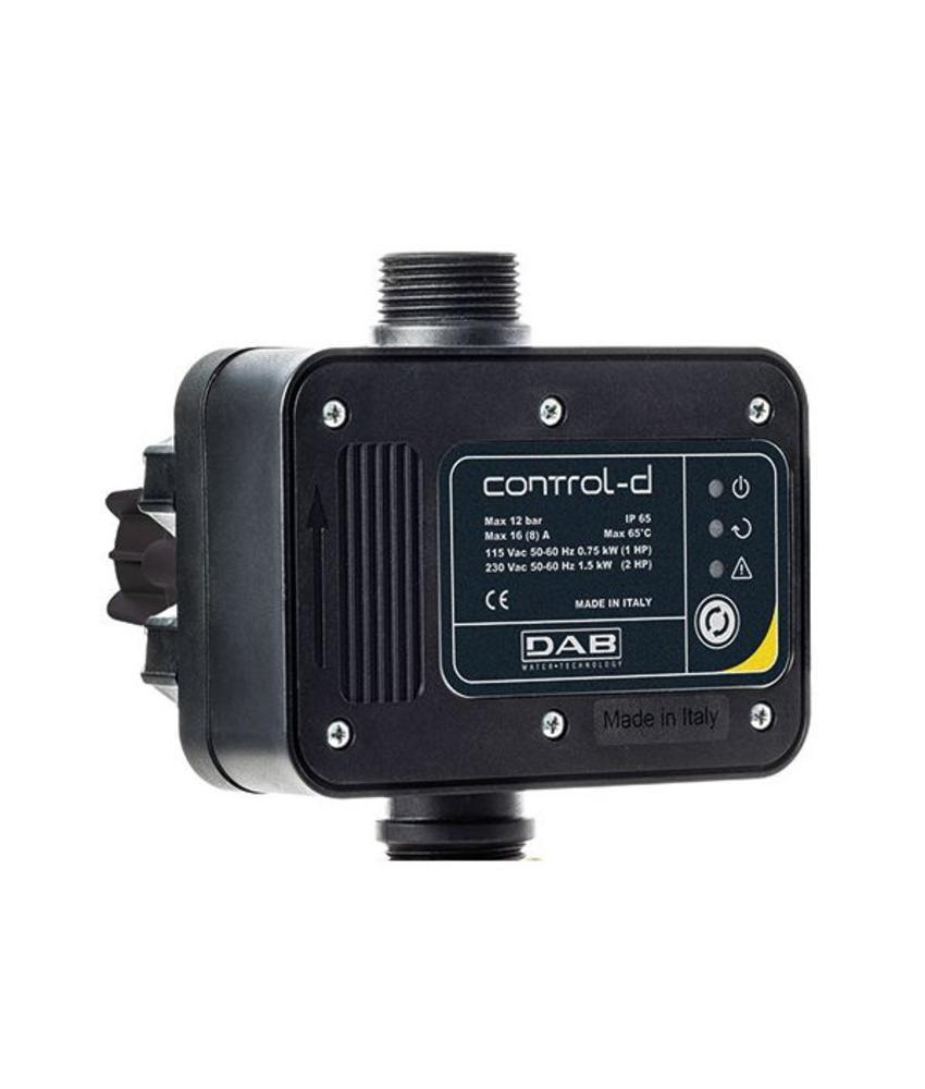 DAB Control-D | Vervanger Presscontrol