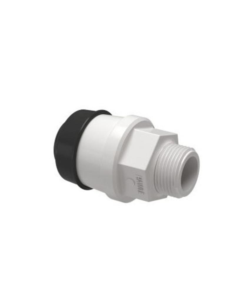 "Hawle draadkoppeling GASTEC - 20 mm x ½"""