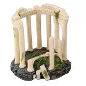Aqua Della Romeins Paviljoen met luchtsteen S