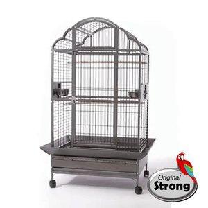 Strong Papegaaienkooi Emma grijs