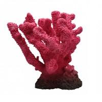 Duvo+ Aquarium Decoratie Kunst Koraal XL roze