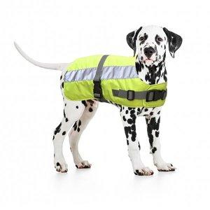 Duvo+ Veiligheidsjas Flectacoat geel