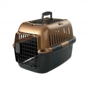 Europet Bernina Transportbox Kat Royal Edition bruin