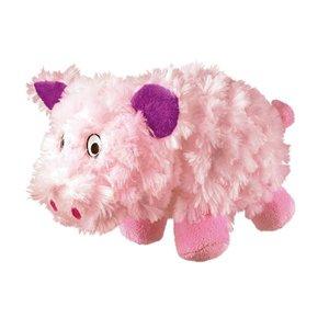 KONG Barnyard Cruncheez Pig