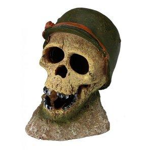 Aqua Della Soldier Skull