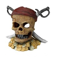 Aqua Della Pirate Skull Sword Head