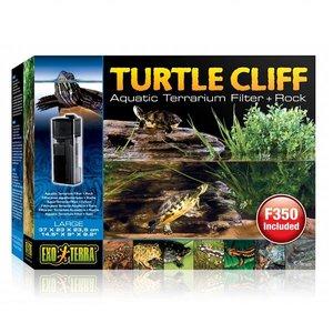 Exo Terra Turtle Cliif met Filter Large