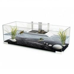 Waterschildpad aquarium