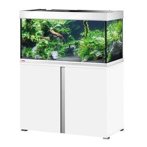 Eheim Aquarium met Meubel Proxima 250 wit