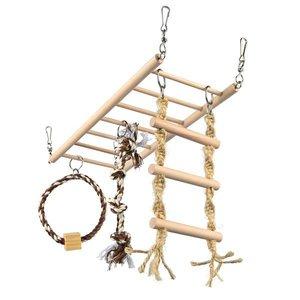 Trixie Hangbrug voor Ratten & Fretten