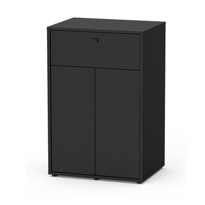 Aquatlantis Terrarium Meubel zwart 60 x 45 cm