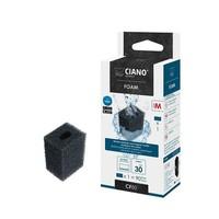 Ciano CF80 Patroon foam zwart