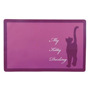 Trixie Placemat My Kitty Darling Paars