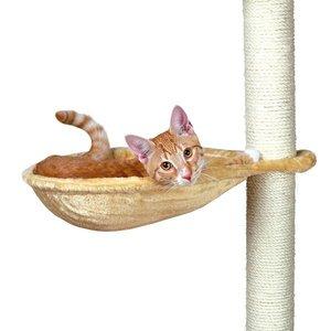 Trixie Hangmat voor krabpaal tot 4,5 KG beige
