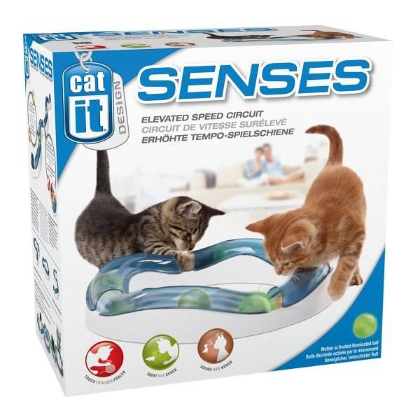 Kattenspeeltje Design Senses Hi-Speed Speelbaan
