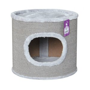 PetRebels Krabton Cat Dome 40 grijs