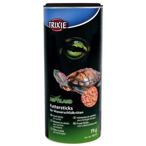 Trixie Food Sticks voor Waterschildpadden 75 Gram