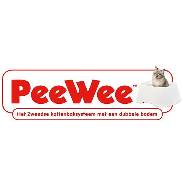 PeeWee Kattenbak Systeem