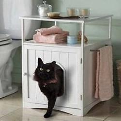 Kattenbakken & toebehoren