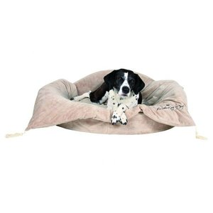 Trixie Hondenbed king of dogs beige