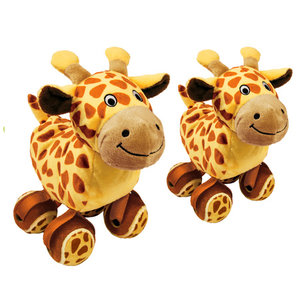 KONG Hondenspeelgoed Tennisshoe Giraffe