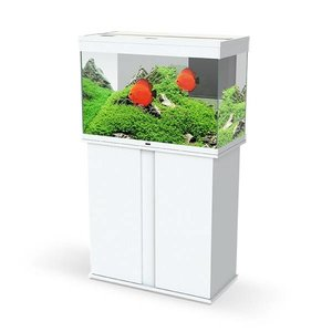 Ciano Aquarium Emotions Pro 80 wit met meubel