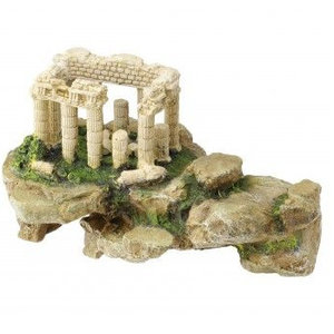 Aqua Della Akropolis on rock