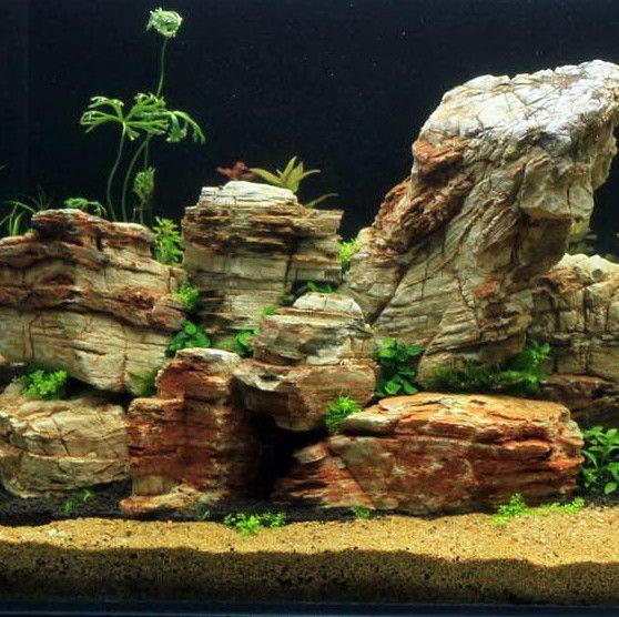 Aquarium Decoratie Rotsen