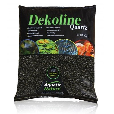 Aquatic Nature Dekoline Colored Nero 10 KG