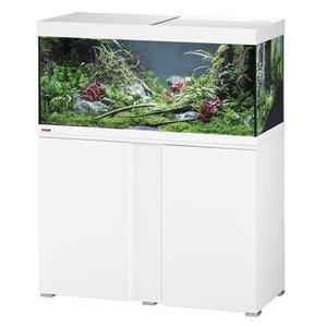 Eheim Aquarium met Meubel Vivaline 180 LED wit