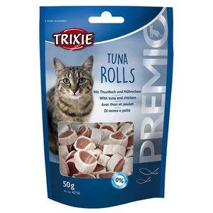 Trixie Kattensnack Premio Tonijn Rolletjes