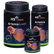 HS Aqua Artemia Flakes Voeding voor Vleesetende Vissen
