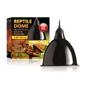 Exo Terra Aluminium Reptile Dome lamphouder ø 21 cm