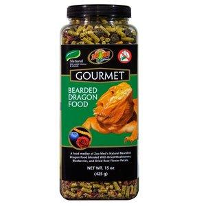 ZooMed Gourmet Voeding voor Baardagamen