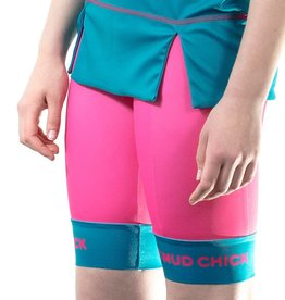 MUD CHICK MUD CHICK Active Shorts Magenta-Blue