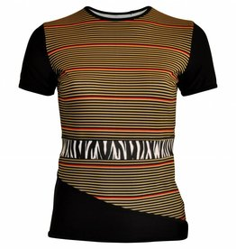 MUD CHICK Alix Top Stripe
