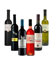 Proefpakket 6 heerlijke Kroatische wijnen, wit, rood en rosé