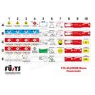 FÜsYS Basis-Set 50 Taktische Zeichen