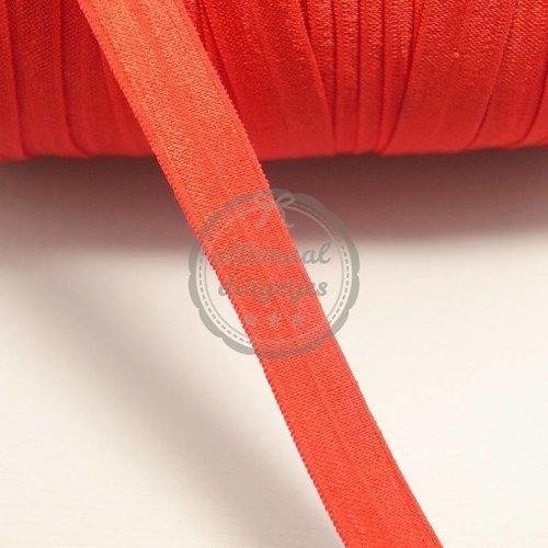 Haarband elastiek Effen satijnglans