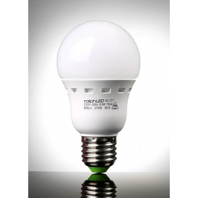 Parijs - 9,5W LED (60W)