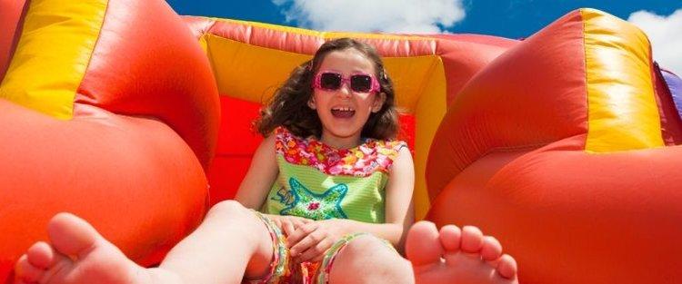 Fun & Sun - die Spieleträume von Bauer Fun & Eventmodule