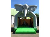 "Hüpfburg ""Elefant"", 4mx5m"